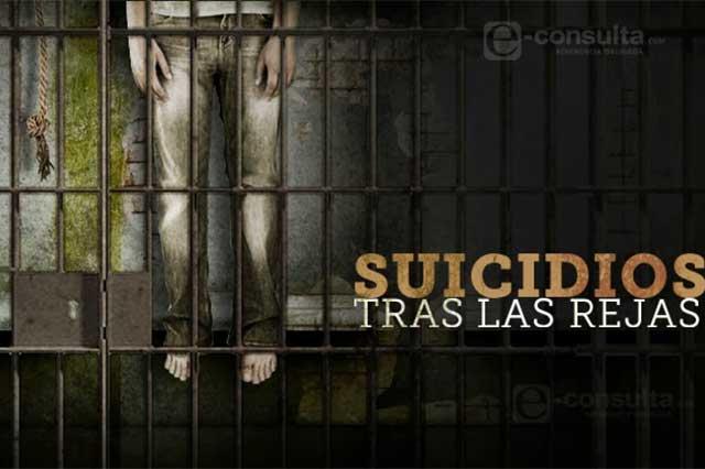 Reportan suicidio de reo en el Cereso de Atlixco