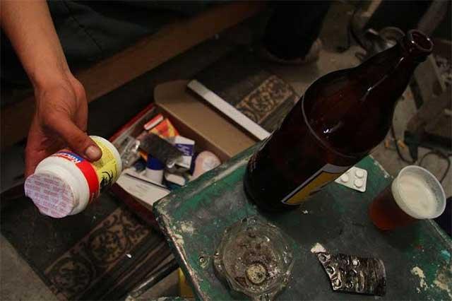 Adolescente bebe, fuma mariguana y se ahorca en su casa