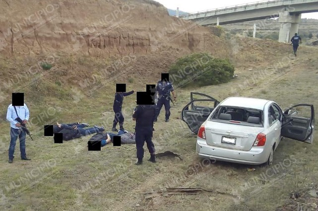 Ejecutaron sicarios de Sinaloa a El Tyson en Chignahuapan