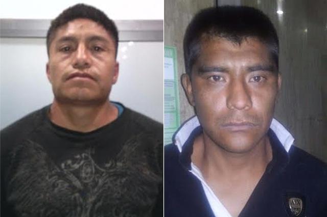 Policía Estatal asegura a 3 asaltantes de transeúntes