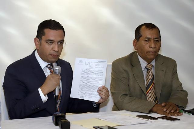 Otra vez impugnan en el TEPJF candidatura de Cárdenas