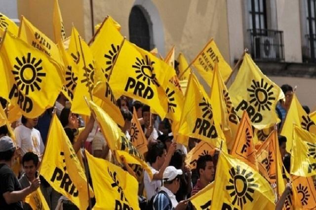 CEN del PRD designará delegado ejecutivo en Puebla