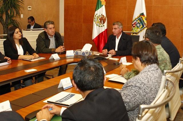 Estado y municipio suman esfuerzos contra la delincuencia