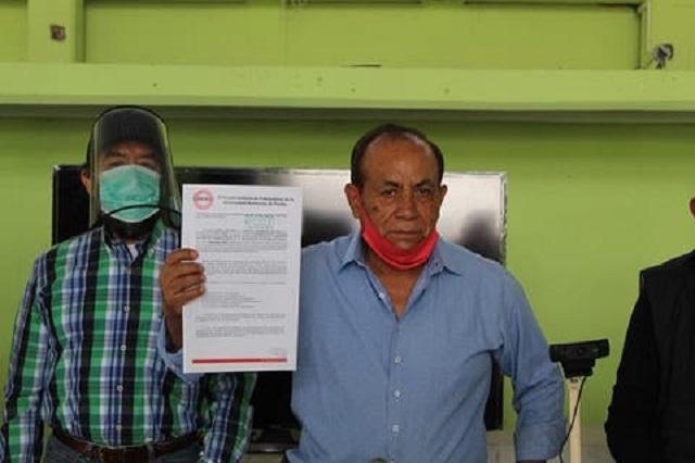 Anuncia Suntuap denuncia penal contra titular de la JLCA