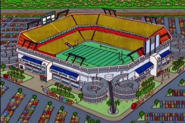 ¿Los Simpson predijeron al campeón del Super Bowl 54?