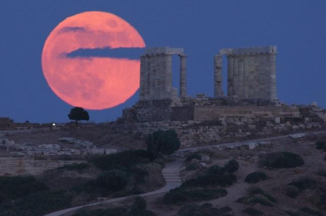 Esta noche podrá verse la Superluna de fresa, la última del 2021