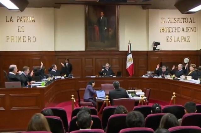 Choferes de la Corte tiene sueldo de 23 mil pesos y secretarias ganan 25 mil