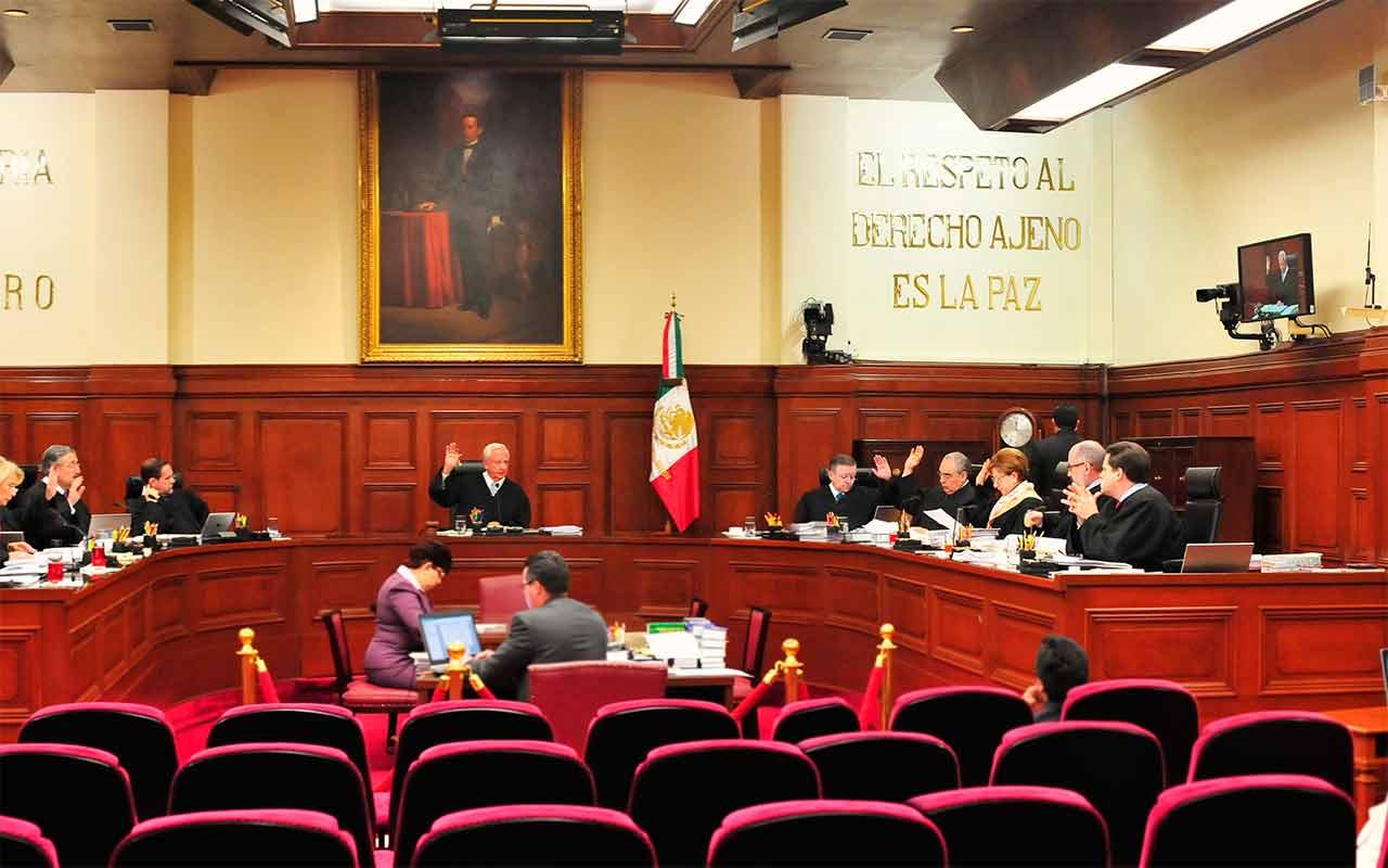Admite SCJN controversia de Chihuahua sobre Ley Interior