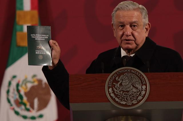 Critica Barbosa la terapia para corruptos que receta Guía Ética