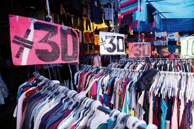 Demandan textileros poblanos regular ropa en paca de EU