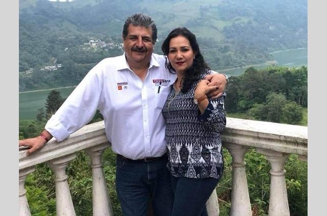 Deja Susana Espinosa cargo en el DIF de Huauchinango