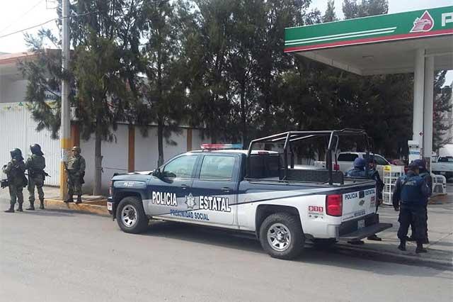 El SAT cierra gasolineras de alcaldes en el Triángulo Rojo