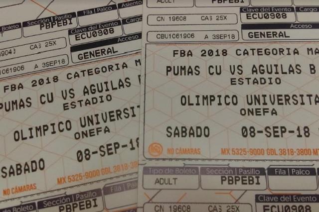 Suspenden juego entre Pumas CU y Águilas Blancas IPN