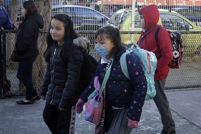 Frena coronavirus a 2 millones de alumnos en Puebla y 15 mil escuelas