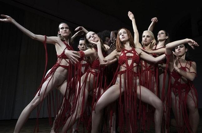 Suspira, una bailarina y una escuela con un oscuro secreto