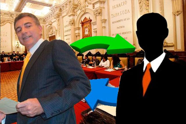 Congreso del Estado iniciará designación de sustituto de Gali
