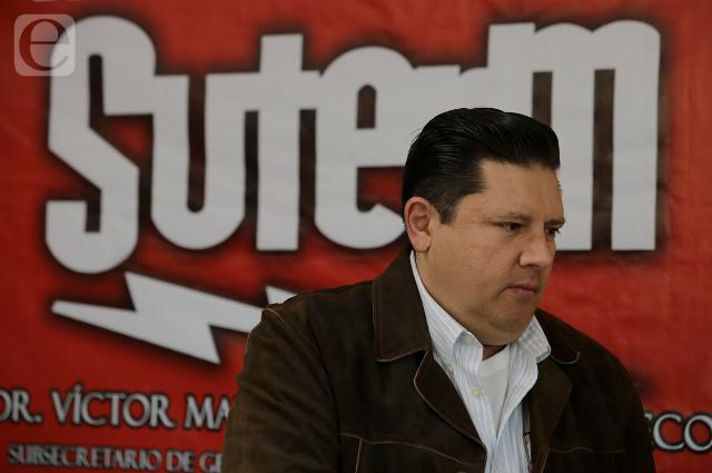 Acusa Carreto Pacheco al SUTERM de destitución ilegal
