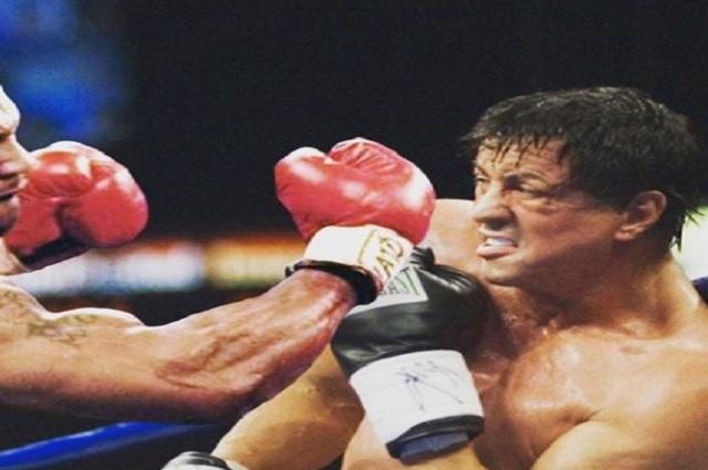 Así halagó Sylvester Stallone la carrera de Canelo Álvarez