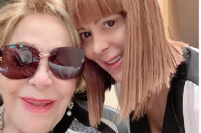 Sylvia Pasquel dice que Silvia Pinal está bien y cuenta cómo pasó accidente