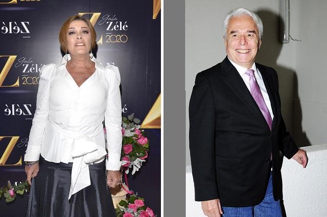 Enrique Guzmán y Sylvia Pasquel aparecerán juntos en concierto