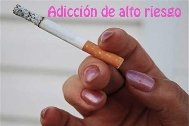 Tabaco, un riesgo a la salud de miles de personas