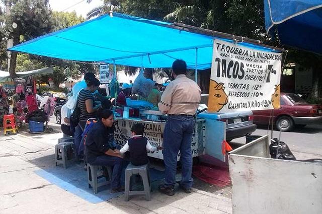 Canirac pide revisar higiene en puestos de comida ambulantes