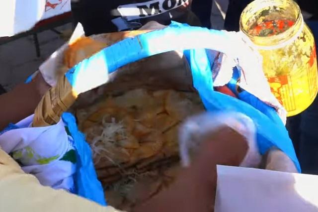 ¿Sabes dónde surgieron los populares tacos de canasta?