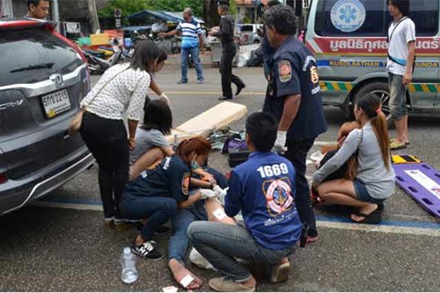 Un ataque con explosivos en Tailandia deja un saldo de 4 muertos y 35 heridos