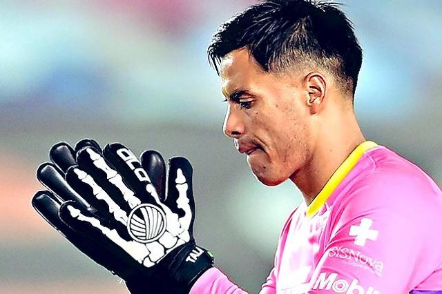 Talavera será baja para la Liguilla: lesión en la ingle lo deja fuera