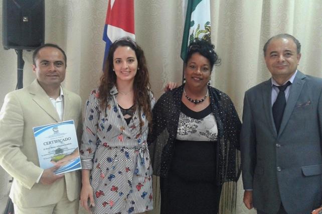 IBERO Puebla presente en Taller de economía ambiental, en Cuba