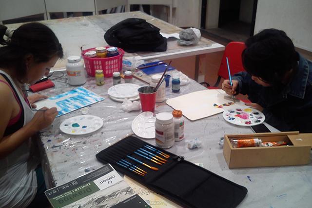 Hasta el 27 de enero hay inscripciones en talleres de iniciación artística