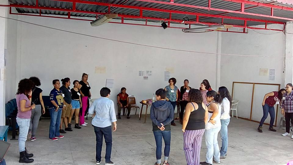 Roban en El Taller, local de activistas feministas en Puebla