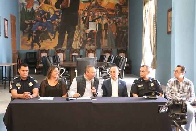 Atlixco iniciará taller de seguridad y protección al turista