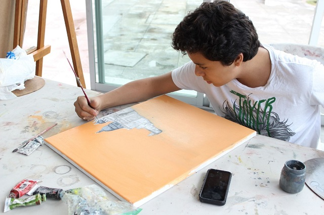 CCU BUAP oferta talleres de acercamiento al arte