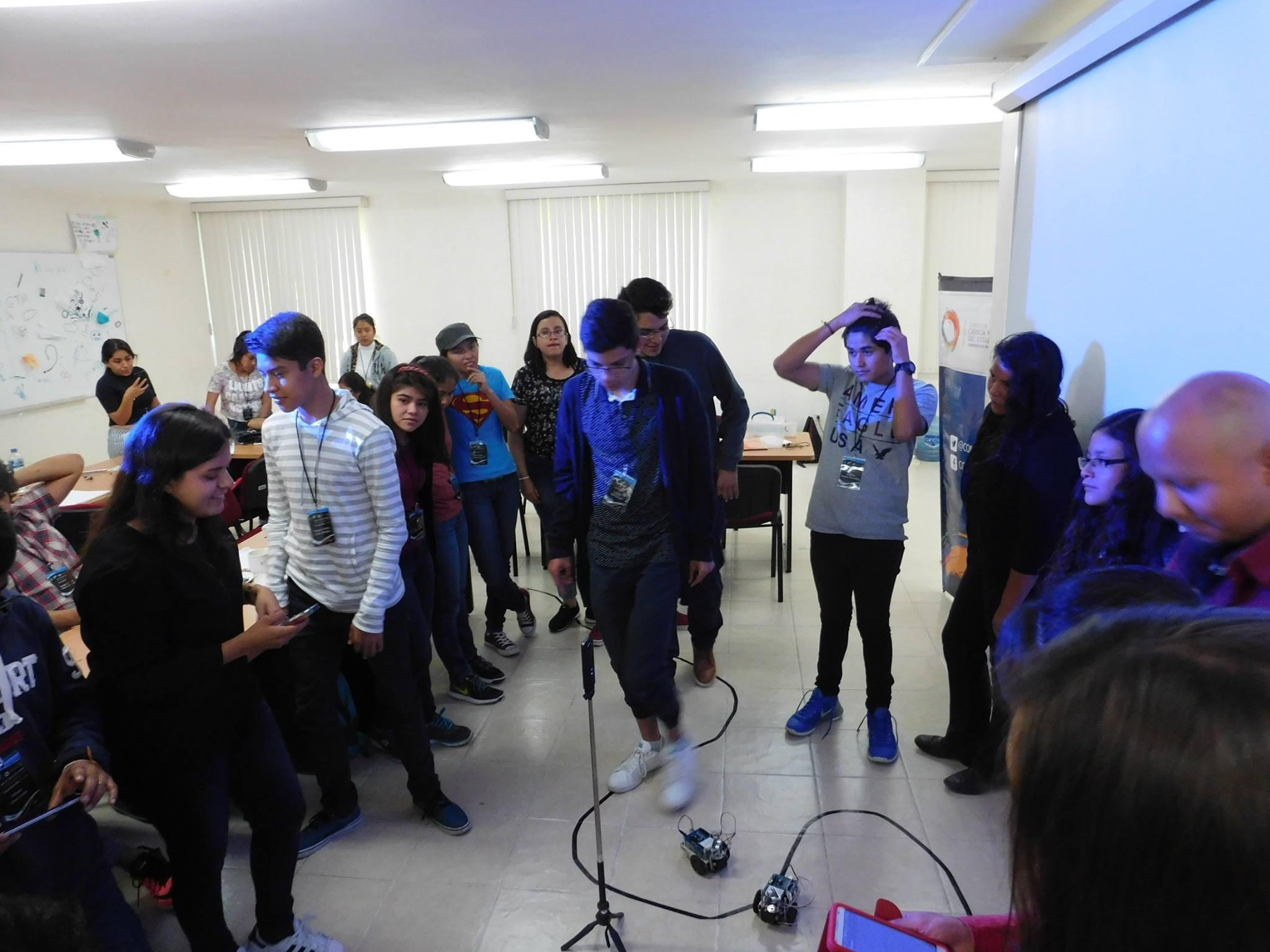 INAOE anuncia talleres para promover vocaciones científicas