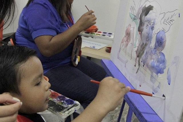 Estos son los talleres para niños y adultos que ofrece el CCU BUAP
