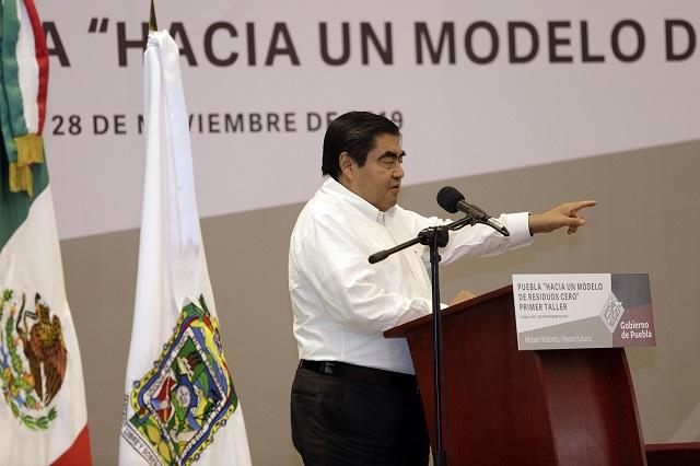 No he visto a Romero ni influí en su elección, señala Barbosa