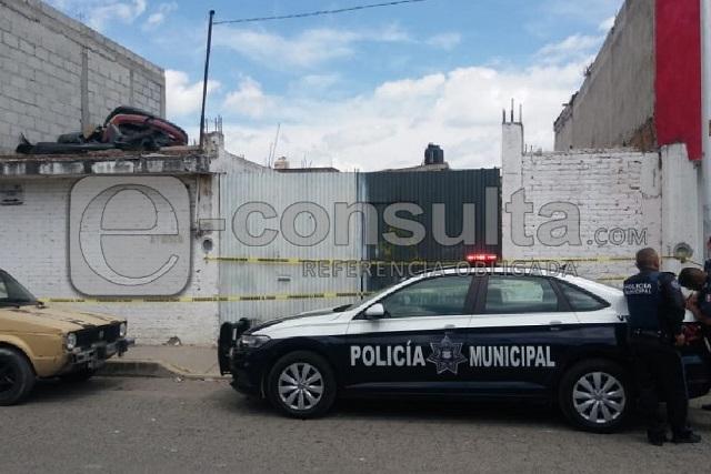 Trabajador se suicida en hojalatería de Granjas de San Isidro