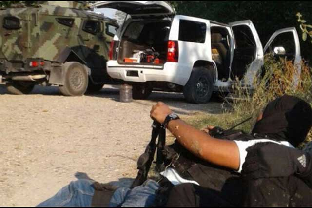 Abaten a líder Zeta durante operativo para detenerlo en Tamaulipas