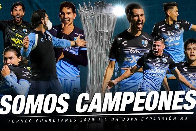Tampico se impone al Atlante y es primer campéon en Liga de Expansión