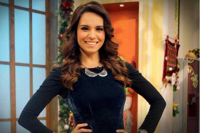 Tania Rincón ya es mamá y revela que tuvo complicaciones en parto