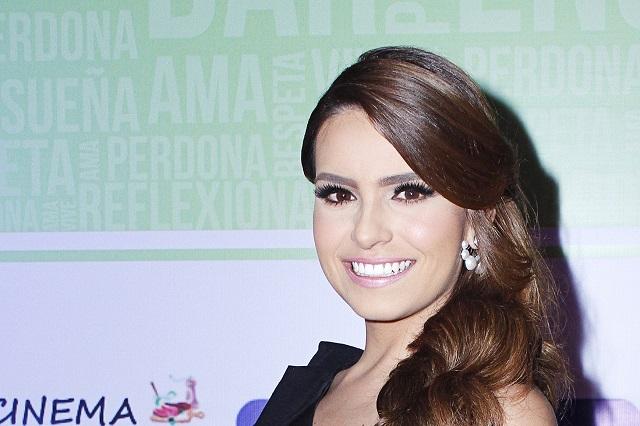 Tania Rincón revela que será madre por segunda ocasión