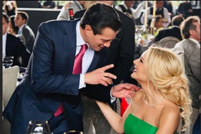 ¿Cómo se conocieron Enrique Peña Nieto y Tania Ruiz?