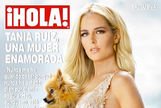 Tanía Ruiz ya no tiene dudas en casarse con Enrique Peña Nieto