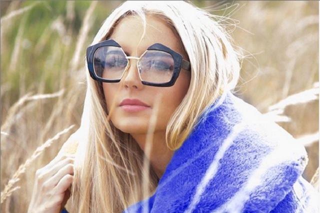 Tania Ruiz reaccionó con humor a los memes de disfraz hippie