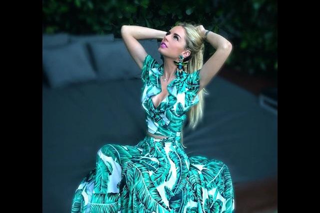 Modelo mexicana Tania Ruiz niega ser novia de Peña Nieto