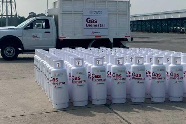 Conoce los tanques de Gas Bienestar