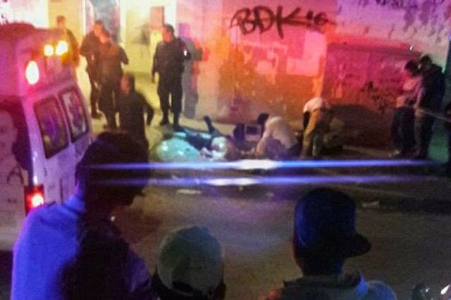 En víspera de Nochebuena matan a taquero en La Guadalupana
