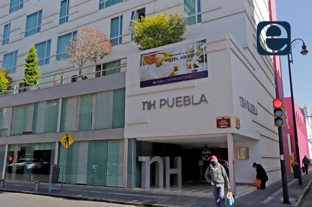 Prevén hoteleros de Puebla ocupación de 36% en verano