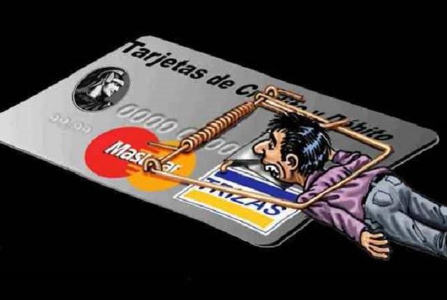 Créditos bancarios cuestan 23 veces más que la inflación anual